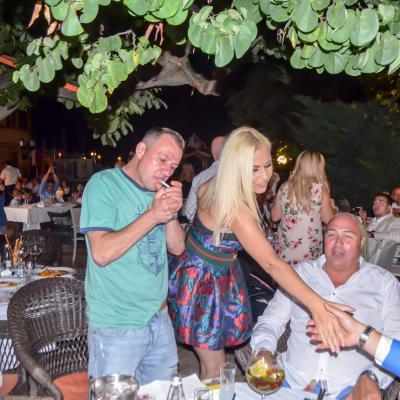 6-ти рожден ден на Парк-Хотел Стара Загора с Васил Найденов, Камелия и Михаела Филева