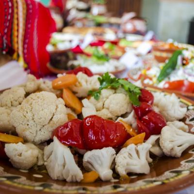 Българска кулинарна изложба с дегустация на 3 март в ресторант Орфеида