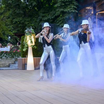 Седмият рожден ден на Парк-Хотел Стара Загора се превърна в истински летен празник