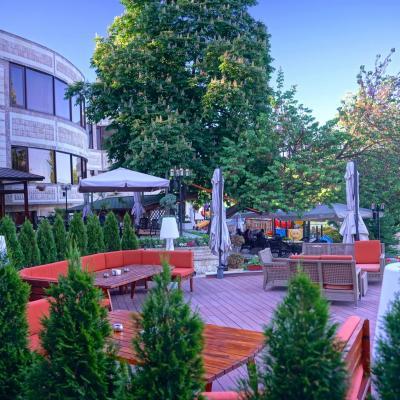Ресторант Орфеида Стара Загора