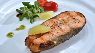 Риба на BBQ Josper